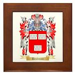 Beadman Framed Tile