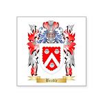 Beadle Square Sticker 3