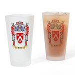 Beadle Drinking Glass