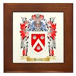 Beadle Framed Tile