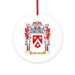 Beadle Ornament (Round)