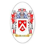 Beadell Sticker (Oval 50 pk)