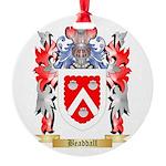 Beaddall Round Ornament