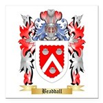 Beaddall Square Car Magnet 3