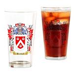 Beaddall Drinking Glass