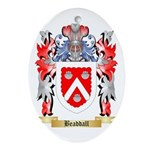 Beaddall Ornament (Oval)