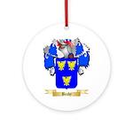 Beaby Ornament (Round)