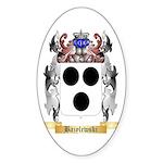 Bazylewski Sticker (Oval)