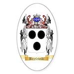 Bazylewski Sticker (Oval 10 pk)