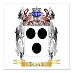 Bazylets Square Car Magnet 3