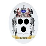 Bazylets Ornament (Oval)