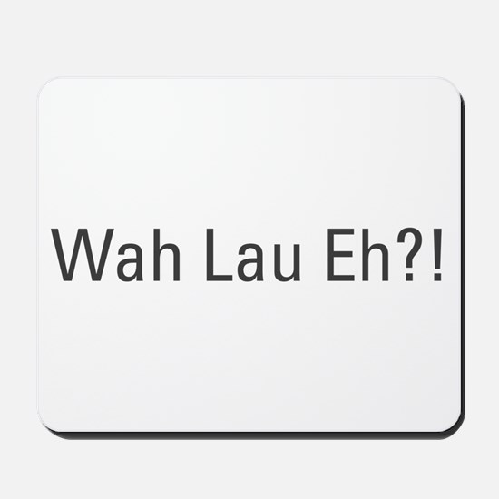 Singlish expression with a Canadian touch! Mousepa