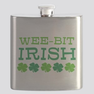 WEE-BIT Irish Flask
