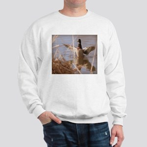 Beautiful Duck Sweatshirt