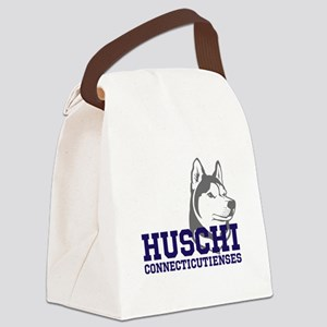 Huschi Connecticutienses Canvas Lunch Bag
