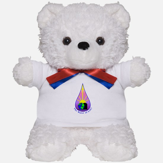 The Water of Life! Teddy Bear