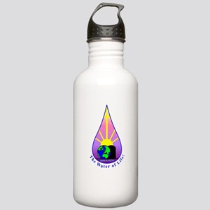 The Water of Life! Stainless Water Bottle 1.0L