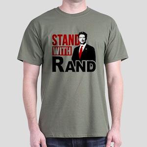 Stand With Rand Dark T-Shirt