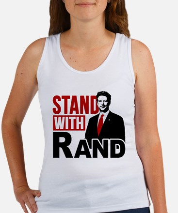 Stand With Rand Women's Tank Top