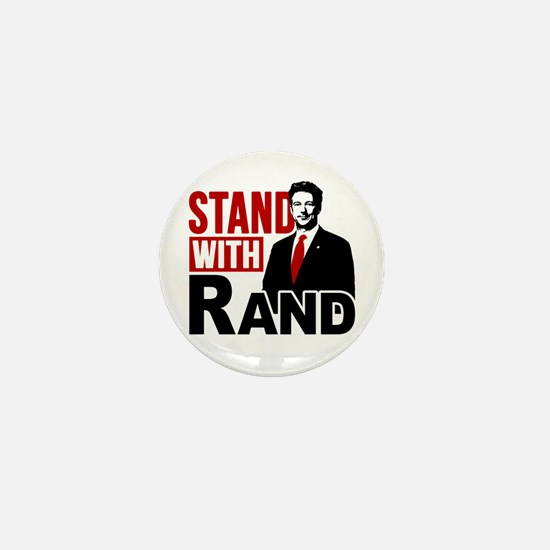 Stand With Rand Mini Button