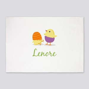 Easter Chick Lenore 5'x7'Area Rug