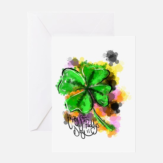 Happy St Paddy's Day Greeting Card