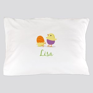 Easter Chick Lisa Pillow Case