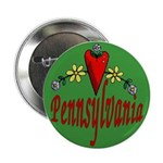 Love Pennsylvania Button