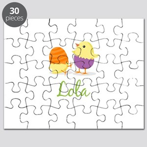 Easter Chick Lola Puzzle