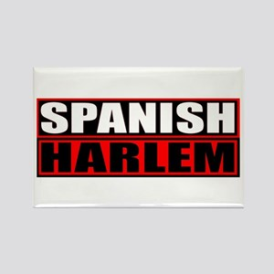 Spanish Harlem II Rectangle Magnet