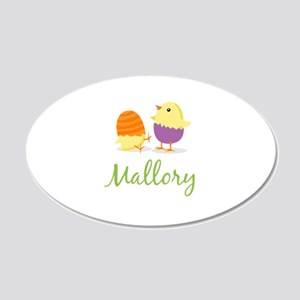 Easter Chick Mallory Wall Decal