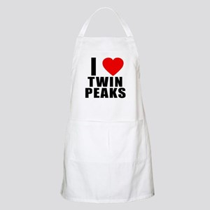 I Heart Twin Peaks Apron