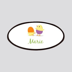 Easter Chick Marie Patches