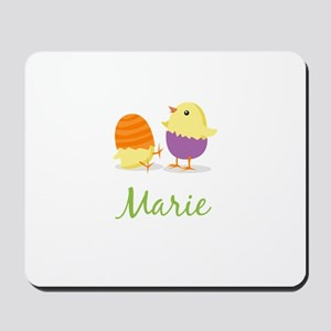Easter Chick Marie Mousepad