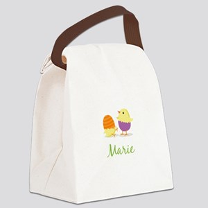 Easter Chick Marie Canvas Lunch Bag