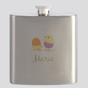 Easter Chick Marie Flask