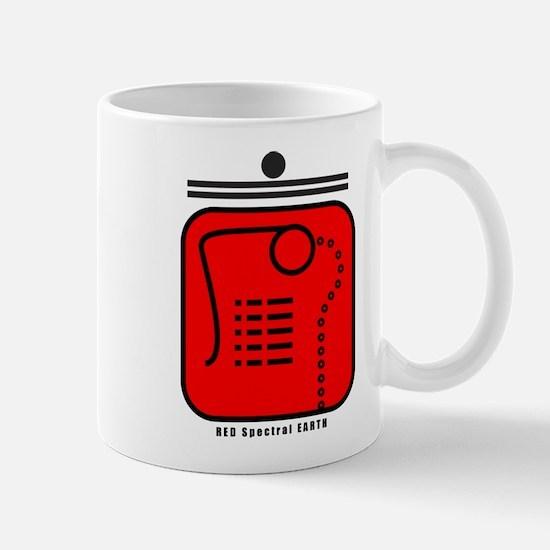 RED Spectral EARTH Mug