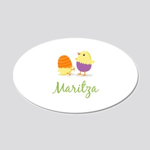 Easter Chick Maritza Wall Decal