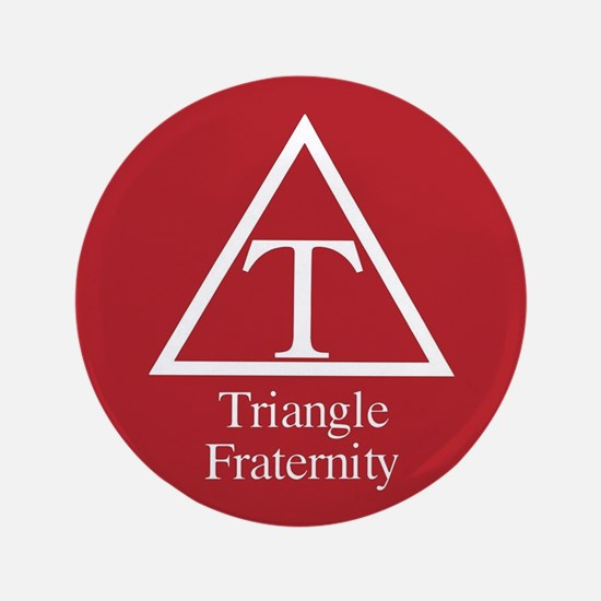 Triangle Fraternity Button