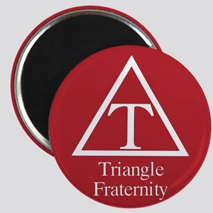 Triangle Fraternity Magnet