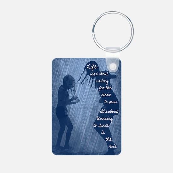 Dance in the Rain Keychains
