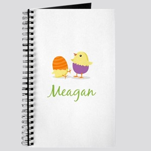 Easter Chick Meagan Journal