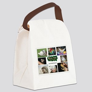Critter Camp! Canvas Lunch Bag