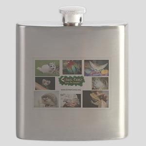 Critter Camp! Flask