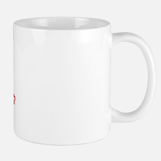 Girls have nuts Mug