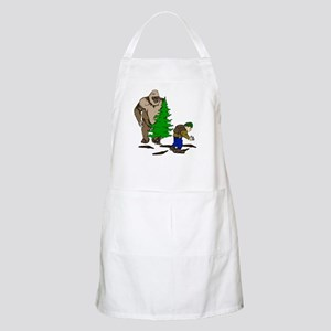Looking for the Squatch Apron