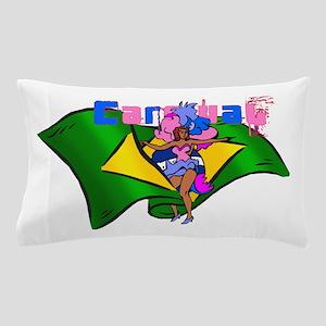 Brazil Carnival Pillow Case