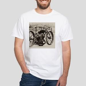 Still Life White T-Shirt