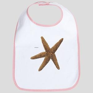 Starfish Sea Animal Bib