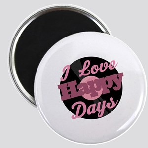I Love Happy Days Magnet
